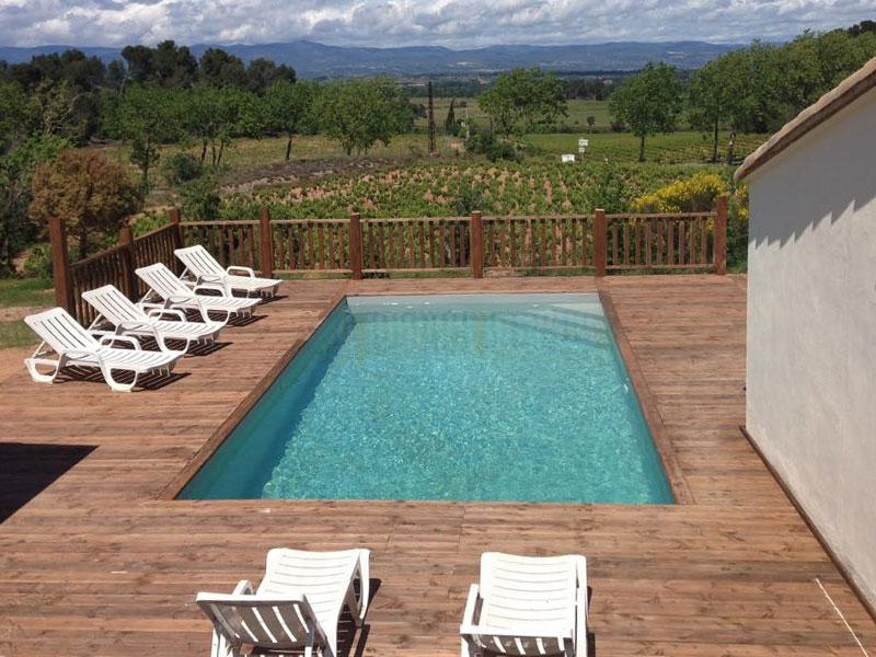 entretien piscine maison vacances ginestas